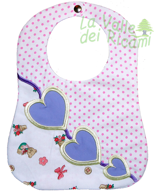 free machine embroidery designs for baby bibs